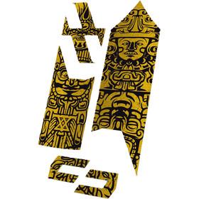 UNLEAZHED Unsplash M02 Skin Mudguard Sticker eldorado gold